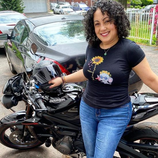 Keyla: Legal Professional & Daily Rider
