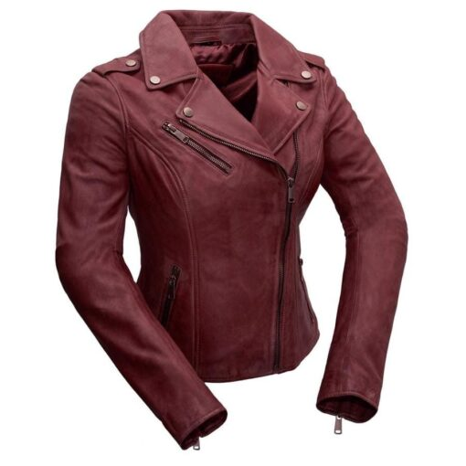 Harper Women's Moto Fashion Jacket