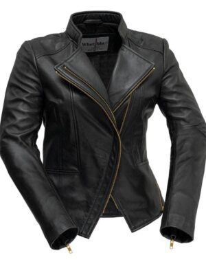 Zoey Women's Moto Fashion Jacket