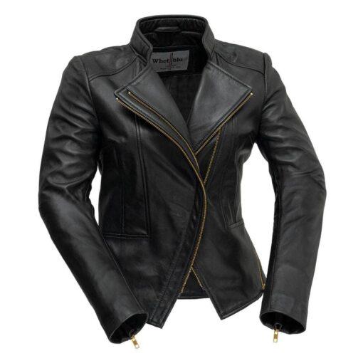 Zoey Women's Moto Fashion Jacket